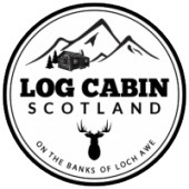 LOG CABIN SCOTLAND Logo